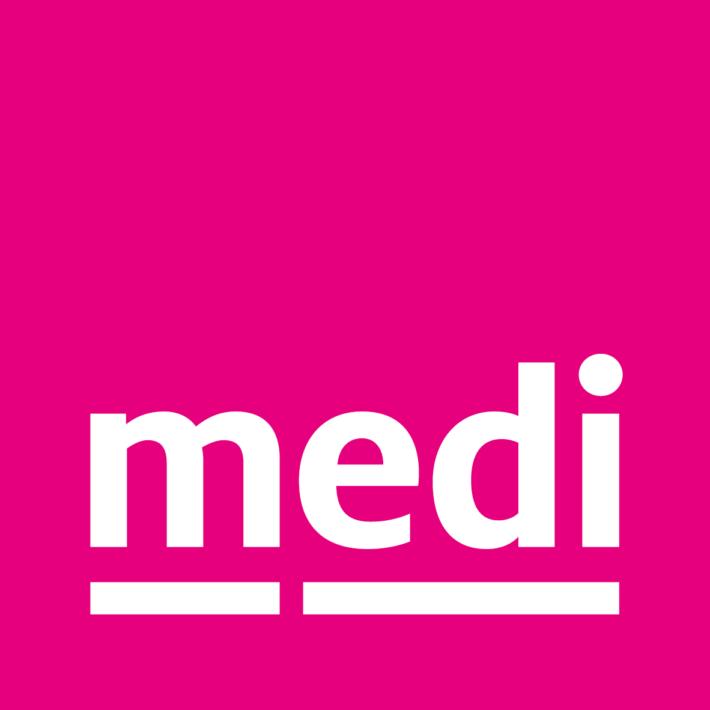 Medi logo for legs matter