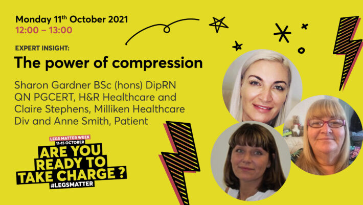 Event: Mon 11 Oct 1200 H&R - The Power of compression